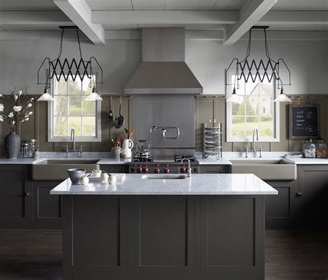 How to Paint Metal Kitchen Cabinets?   MidCityEast