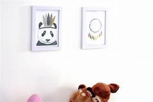 La chambre bebe de louise d mon bebe cheri for Affiche chambre bébé avec mug fleuri