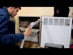 Brosse Pour Nettoyer Radiateur : nettoyage d 39 un radiateur de chauffage ailettes youtube ~ Premium-room.com Idées de Décoration