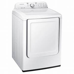 Dv3000 7 2 Cu  Ft  Electric Front Load Dryer With Moisture