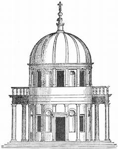 File:San Pietro in Montorio, from Serlio (Character of ...