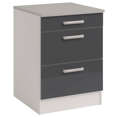 tiroir meuble cuisine meuble tiroir cuisine