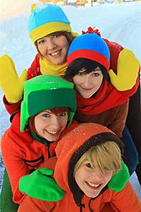 color, cosplay, snow, south park, winter | South Park ...
