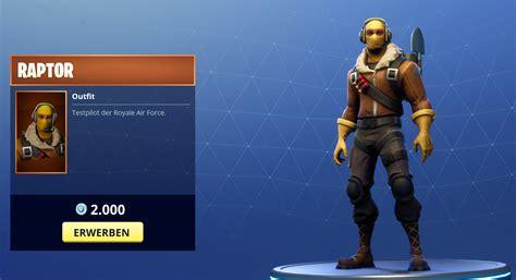 buy fortnite legendary skin raptor