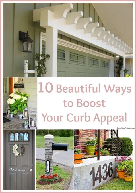 10 Ways To Boost Your Curb Appeal