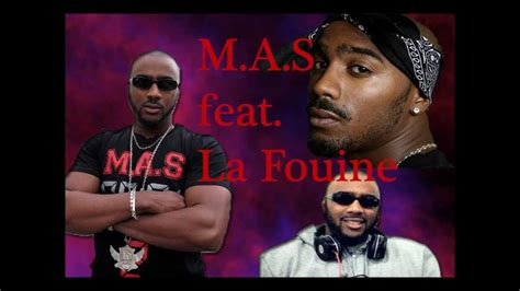 La Fouine Ft Mas  Sur Un Banc Paroles (lyrics) Youtube