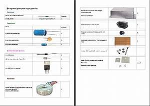 9 Volt Guitar Pedal Regulated Power Supply