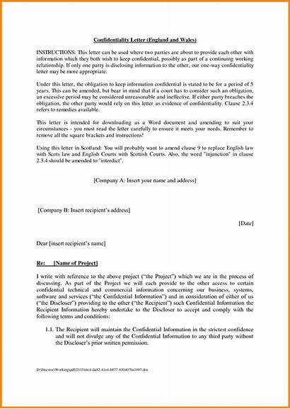 Agreement Between Parties Letter Contract Sample Payment
