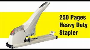 Stapler 250 Pages