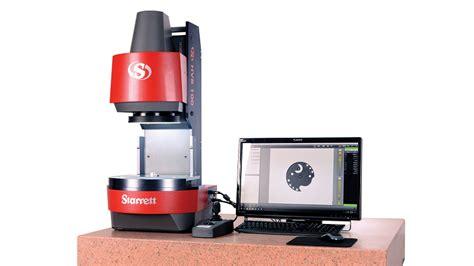 Starrett Introduce 'Flip-Able' Benchtop Vision Measurement ...