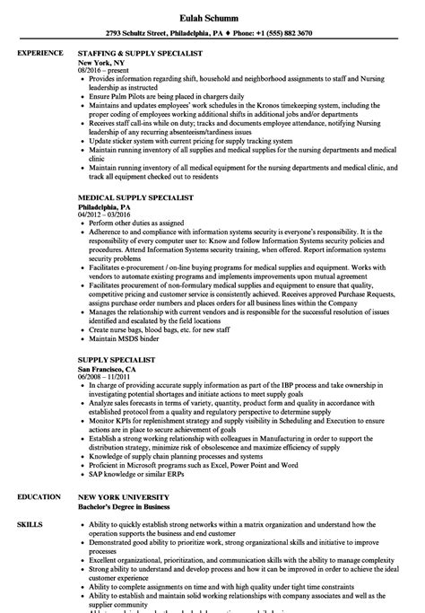 Unit Supply Sergeant Resume by Civilian Resume For 92y