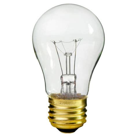 60w a15 clear appliance bulb plt a15x86 60w e26c
