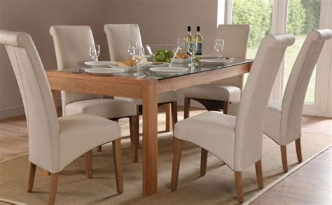 glass top dining table sets glass top dining table sets casual glass top dining