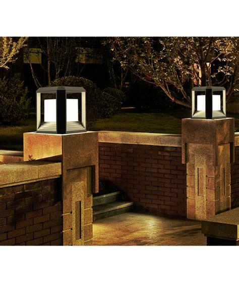rubik series led exterior wall floor lights cla