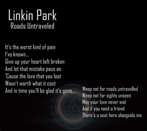 linkin park powerless quotes