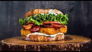 Book Report Sandwich Best Blt Ever Fried Feta Blt Sandwiches Youtube