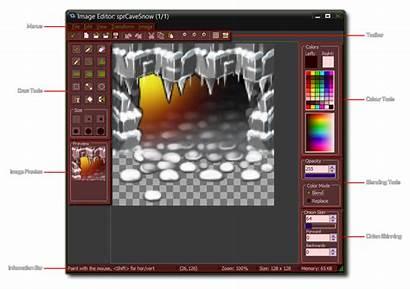 Sprites Editor Skin Onion Editing Gamemaker Subimages