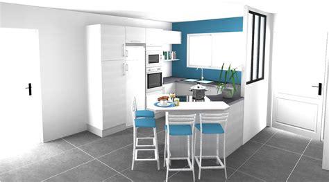 plan en 3d cuisine dessin cuisine 3d espace petit dejeuner cuisines
