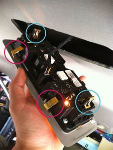 Car Audio Tips Tricks And How To U0026 39 S   Overhead Dvd Player In Chevy Traverse