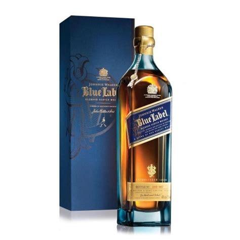 johnnie walker blue label scotch whisky calvert