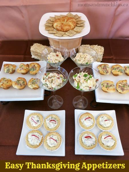 easy appetizers for thanksgiving thanksgiving fun recipes crafts party ideas more