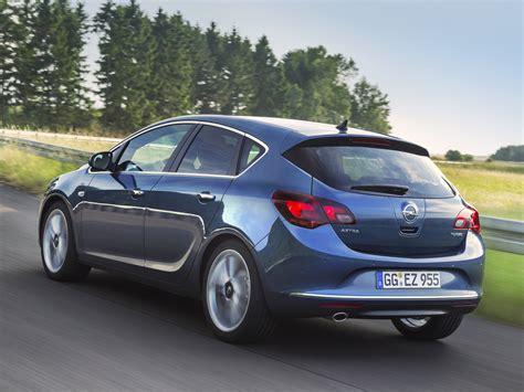 Opel Astra Hatchback astra hatchback 5 door j facelift astra opel