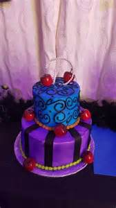 Birthday Cake Disney Descendants