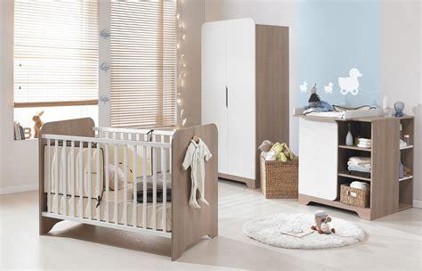 ensemble de meuble pour chambre enfant blanc noisette