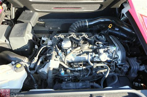 2016 Alfa Romeo 4c Engine002  The Truth About Cars