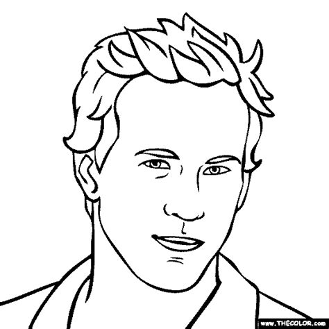 In this fun coloring page, ryan is a rockstar! 43+ Ryan Gosling Clipart   ClipartLook