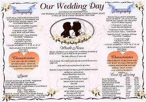 our wedding day personalised anniversary gift idea With gifts for bride on wedding day