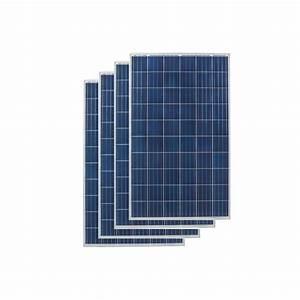 Grape Solar 265-Watt Polycrystalline Solar Panel (4-Pack