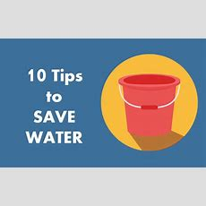 10 Tips To Save Water  Mafadi Property Management Company