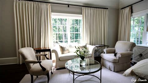 curtain rod for bay window living room curtain decorating ideas