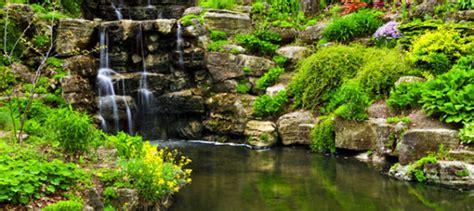 Wasserfall Im Garten  Bachlaufpumpe Solar