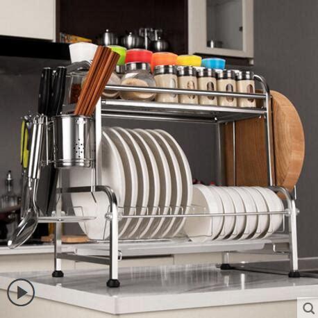 Kitchen Seasoning Rack by 304 Stainless Steel Kitchen Shelving Rack Seasoning Rack