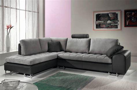 canapé en cuir design canapé d 39 angle design en cuir afl literie