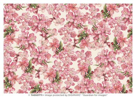 decoupage fiori carta quot fiori di pesco quot tassotti