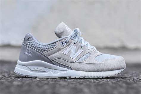 new balance 530 grey white sneaker freaker