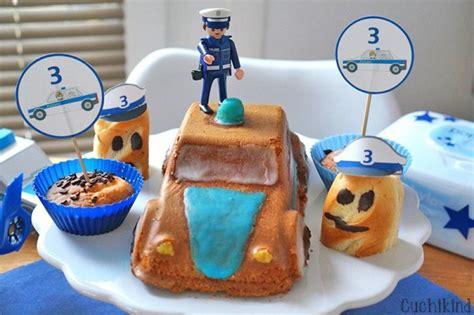 Alles Für Den Polizeigeburtstag (mit Vorlagen Zum
