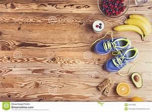 Running Shoes On The Floor Stock Image | CartoonDealer.com ...