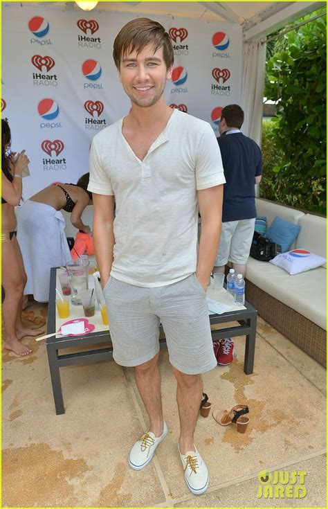 robbie amell shirtless jason derulo iheartradio pool