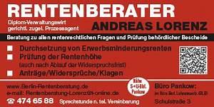 Renten Berechnen : rentenberatung rentenberechnung berlin lichtenrade ~ Themetempest.com Abrechnung