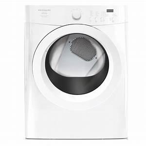 Frigidaire  Error Codes For Frigidaire Affinity Dryer