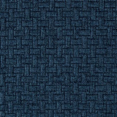 Denim Upholstery Fabric by Waverly Upholstery Basketweave Denim Blue Discount