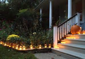 String Lights For Patio Walmart by Outdoor Decorating Ideas For Halloween With String Tree