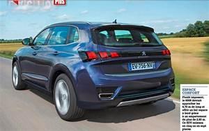 Futur Auto : futur peugeot 6008 auto titre ~ Gottalentnigeria.com Avis de Voitures