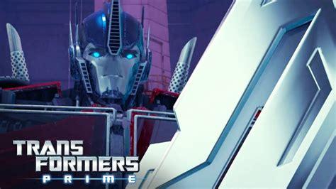 transformers prime season  optimus  star saber official clip transformers official