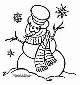 Coloring Sandbox Pages Advertisement These Snowman sketch template