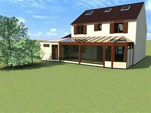 Permis De Construire Veranda : permis de construire permis de construire plan de maison ~ Melissatoandfro.com Idées de Décoration